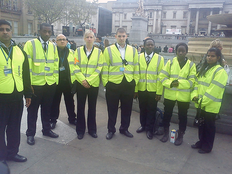 security companies in Millwall
