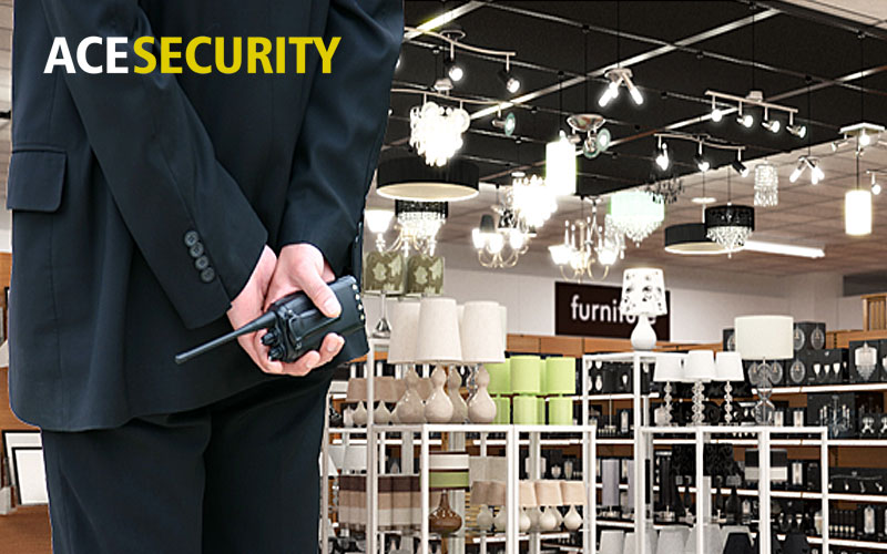 Retail Security guards in london