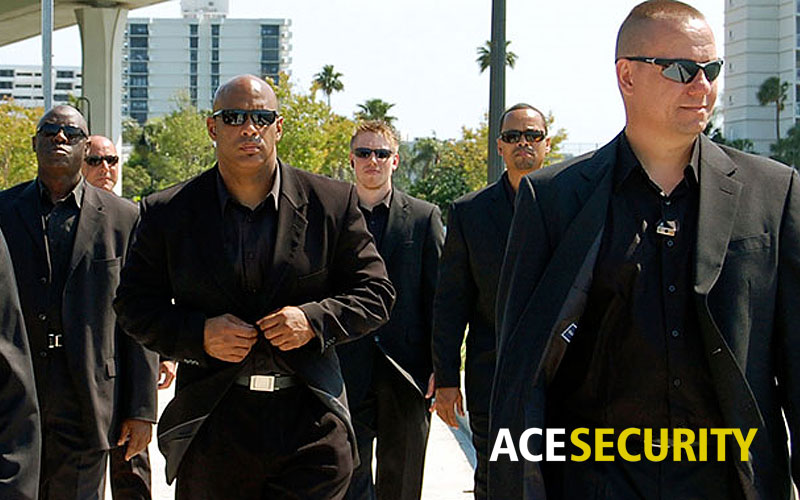 Event Security companies in Woodford